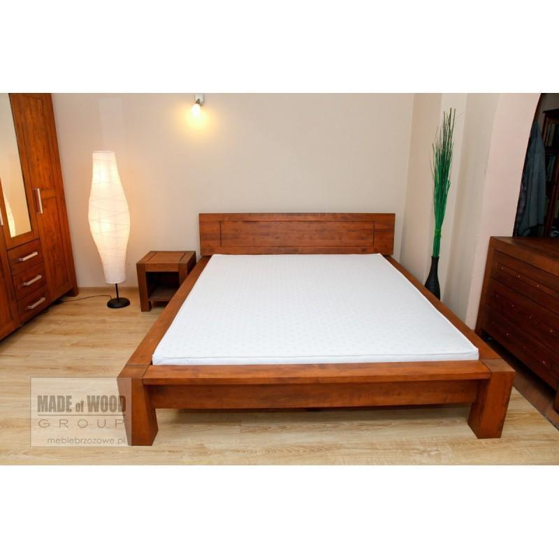Łóżko Brzozowe L1>                                         <span class=