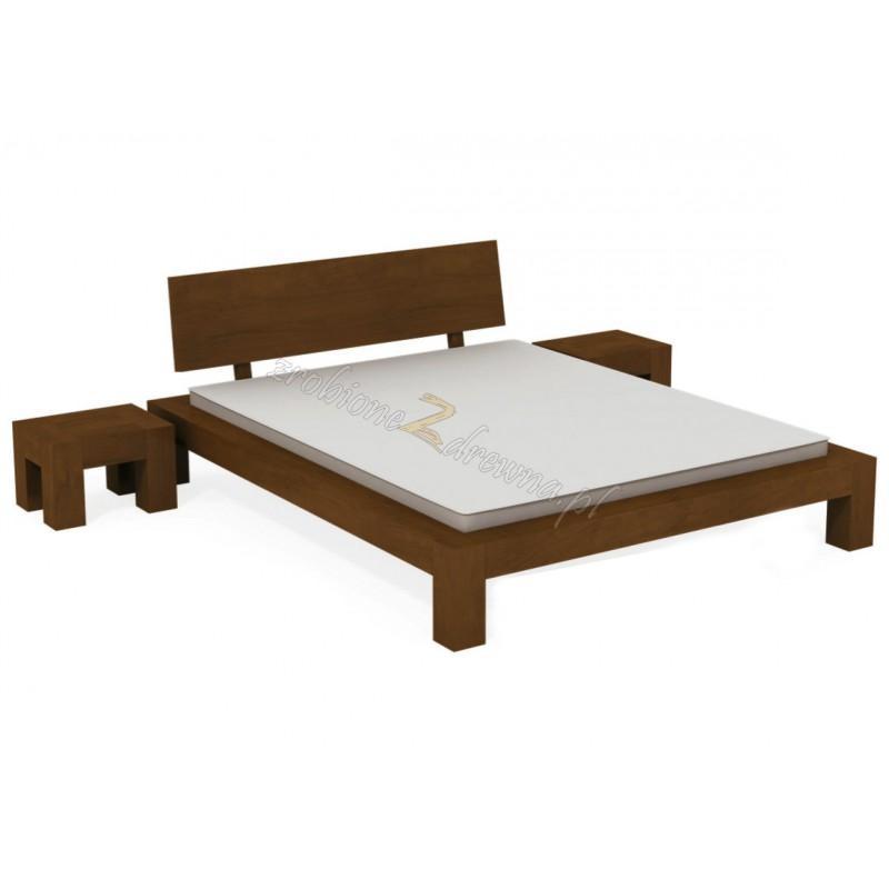 Łóżko brzozowe Rodan 41 do sypialni>                                         <span class=