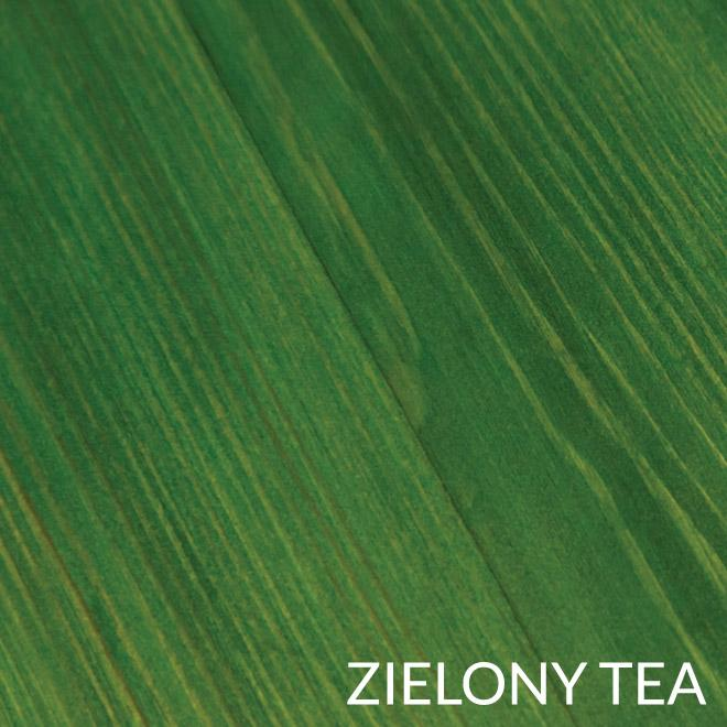 Wosk - zielony tea
