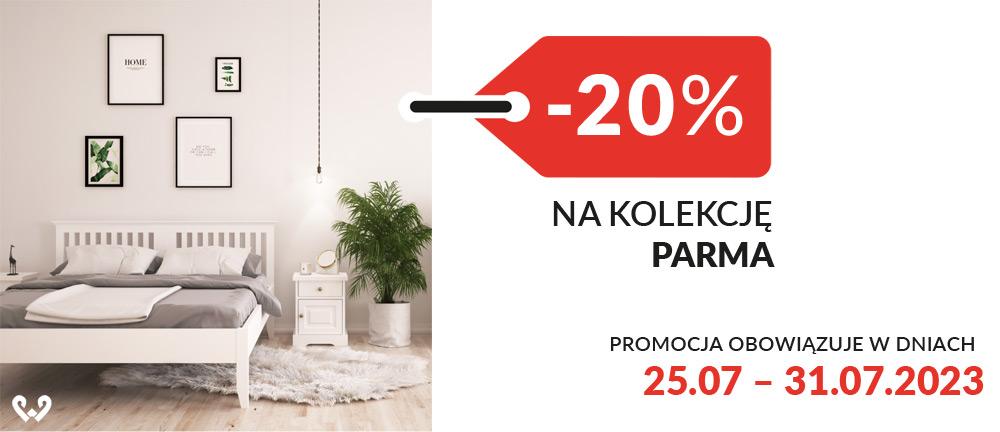 Promocja Parma -20%