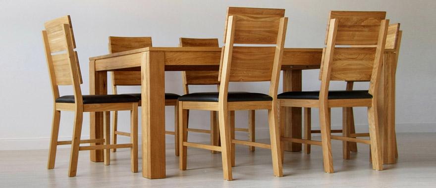Stół dębowy 100% drewno