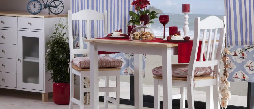 Stół i krzesła Siena