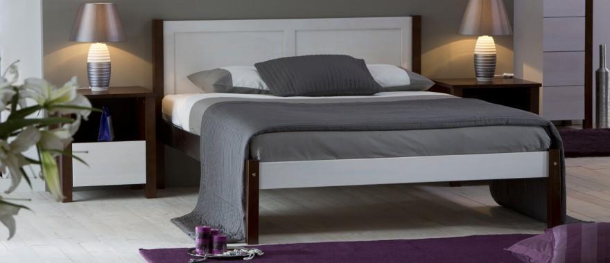 Łóżko i nakastliki hotelowe Milano